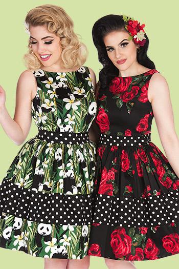Dinah Tea Dresses