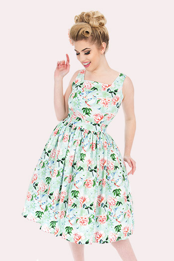 Vintage Dresses | 1950\'s Style Made in the UK | Sizes 8-28