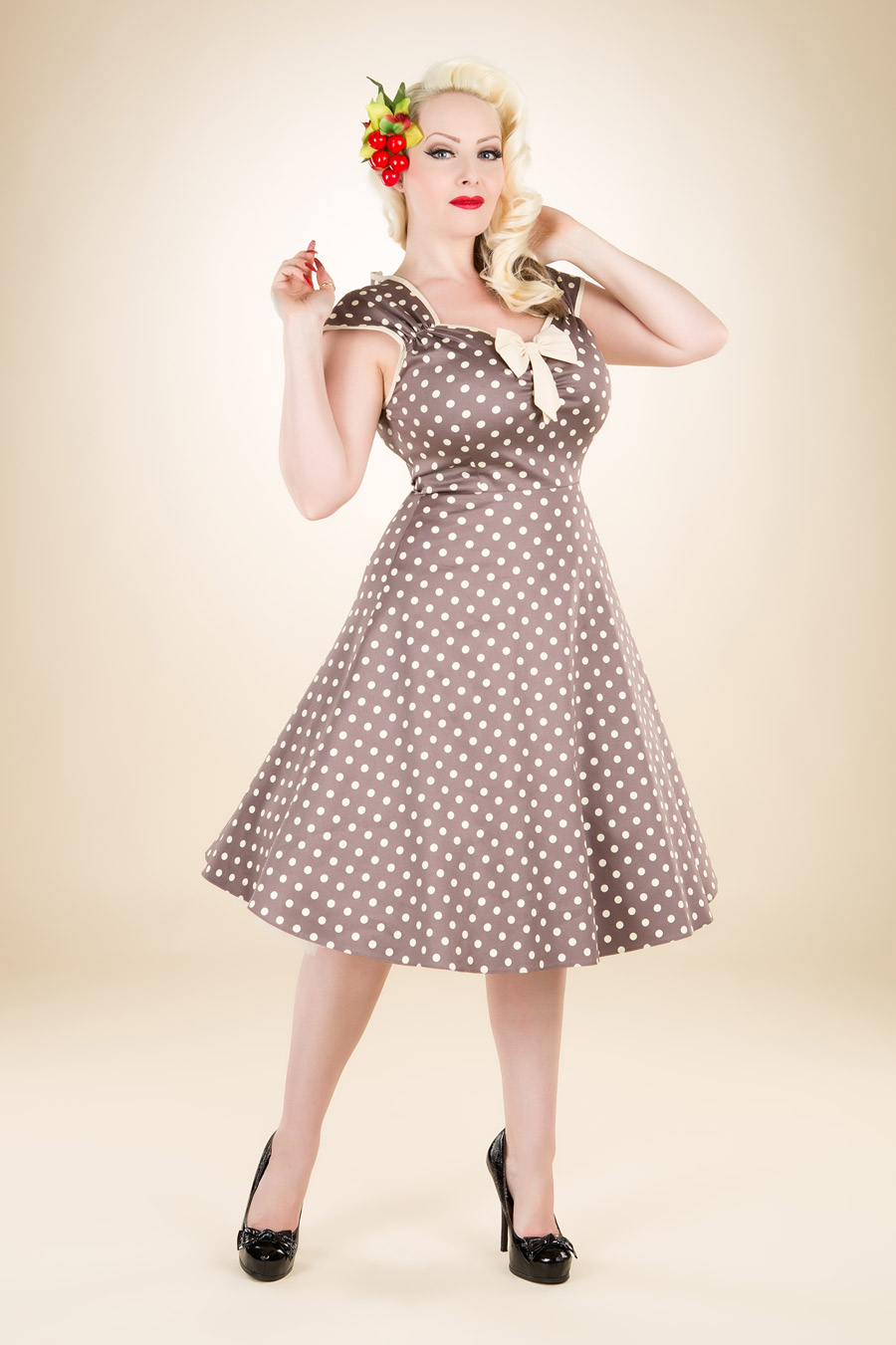 7d4133f5e2b2 Vintage Dresses | 1950's Style Made in the UK | Sizes 8-28