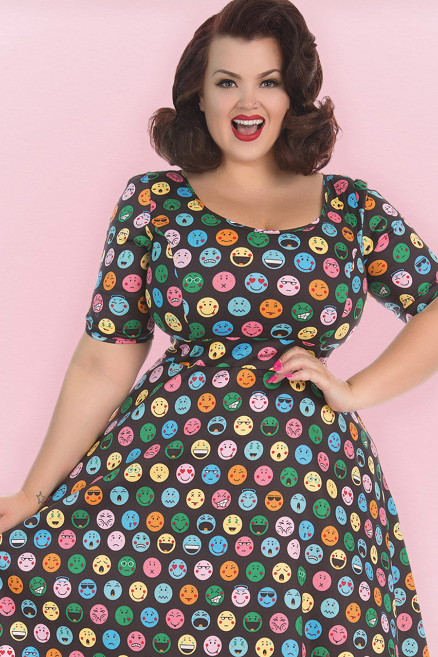 Lady Voluptuous | Dedicated to Plus Size Vintage Clothing