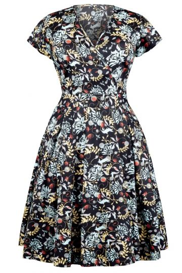 1930s Floral Pattern