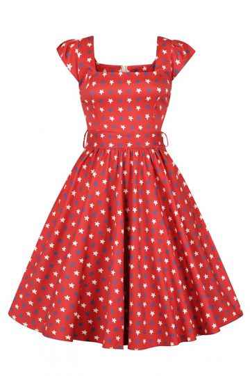 Swing Dress - Superstar