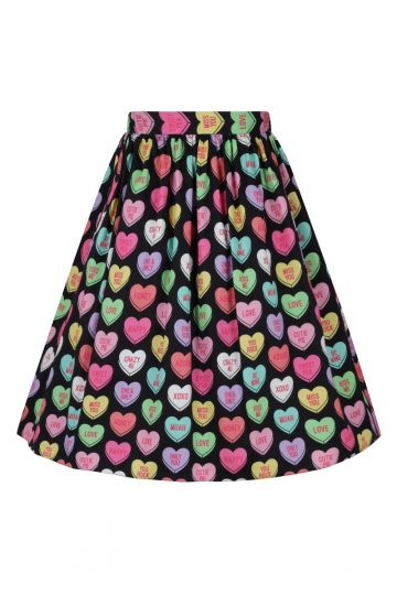 Skirt - Love Hearts