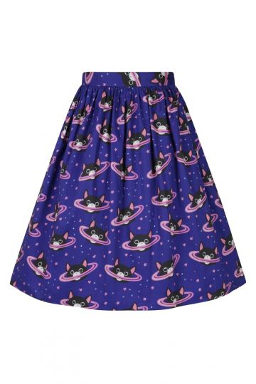 Skirt - Space Cats