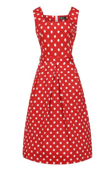 Red Polka Dot