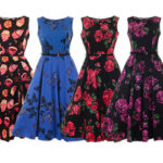 New Hepburn Dresses Arrive at Lady V